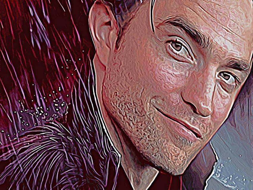 Robert Pattinson por gothicat